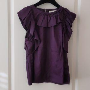 3.1 Phillip Lim purple top